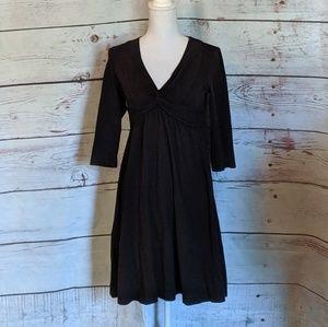 Patagonia Black Banda Twist Dress Size Large